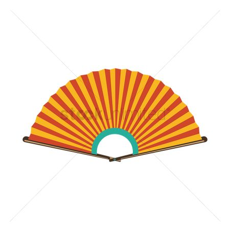 450x450 Free Korean Fan Dance Stock Vectors Stockunlimited