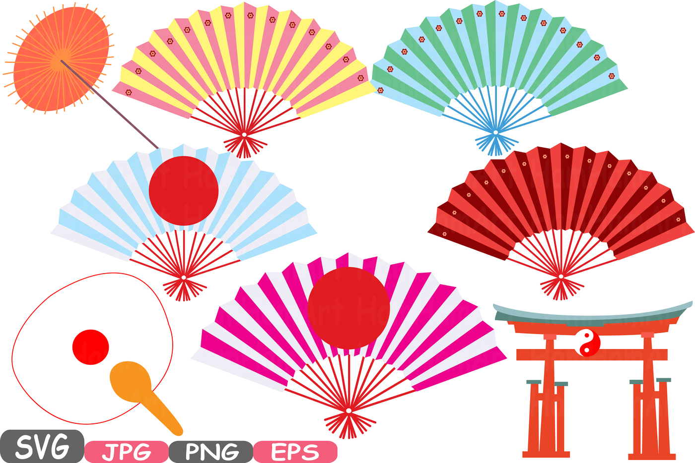 1400x934 Kokeshi Japanese Dolls Cutting Files Svg China Japanese Silhouette
