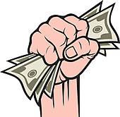 170x166 Money In The Hand Clip Art