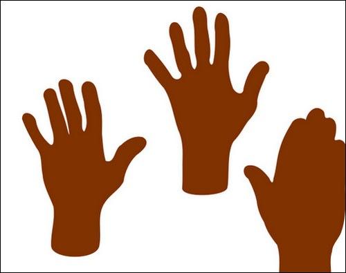 500x395 Grabbing Hand Clipart