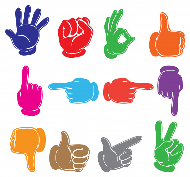 626x583 Finger Vectors, Photos And Psd Files Free Download