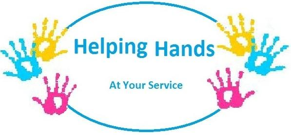 597x277 Clipart Of Helping Hands