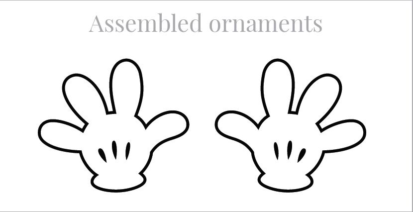 830x426 Glove Clipart Minnie Mouse