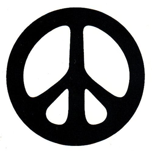 500x501 Peace Signs Clip Art Peace Signs Clipart Fans