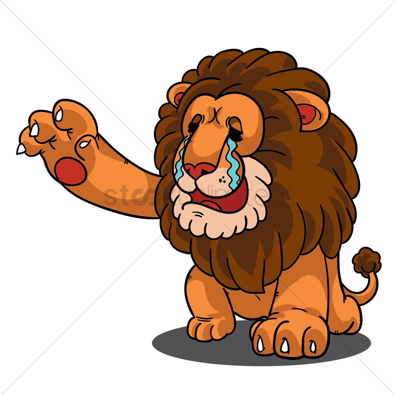 1300x1300 Hand Clipart Lion