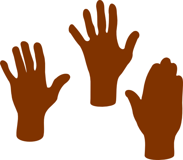 600x523 Hands Reaching Out Clipart