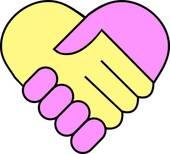 170x154 Hand Shaking Clip Art