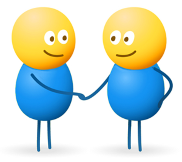 600x534 Char Handshake Lge Free Images