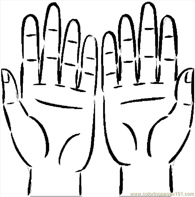 image regarding Hand Printable identify Hand Template Free of charge obtain perfect Hand Template upon