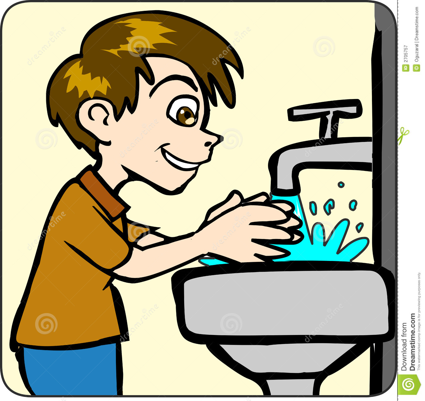 Hand Washing Cartoon Clipart | Free download on ClipArtMag