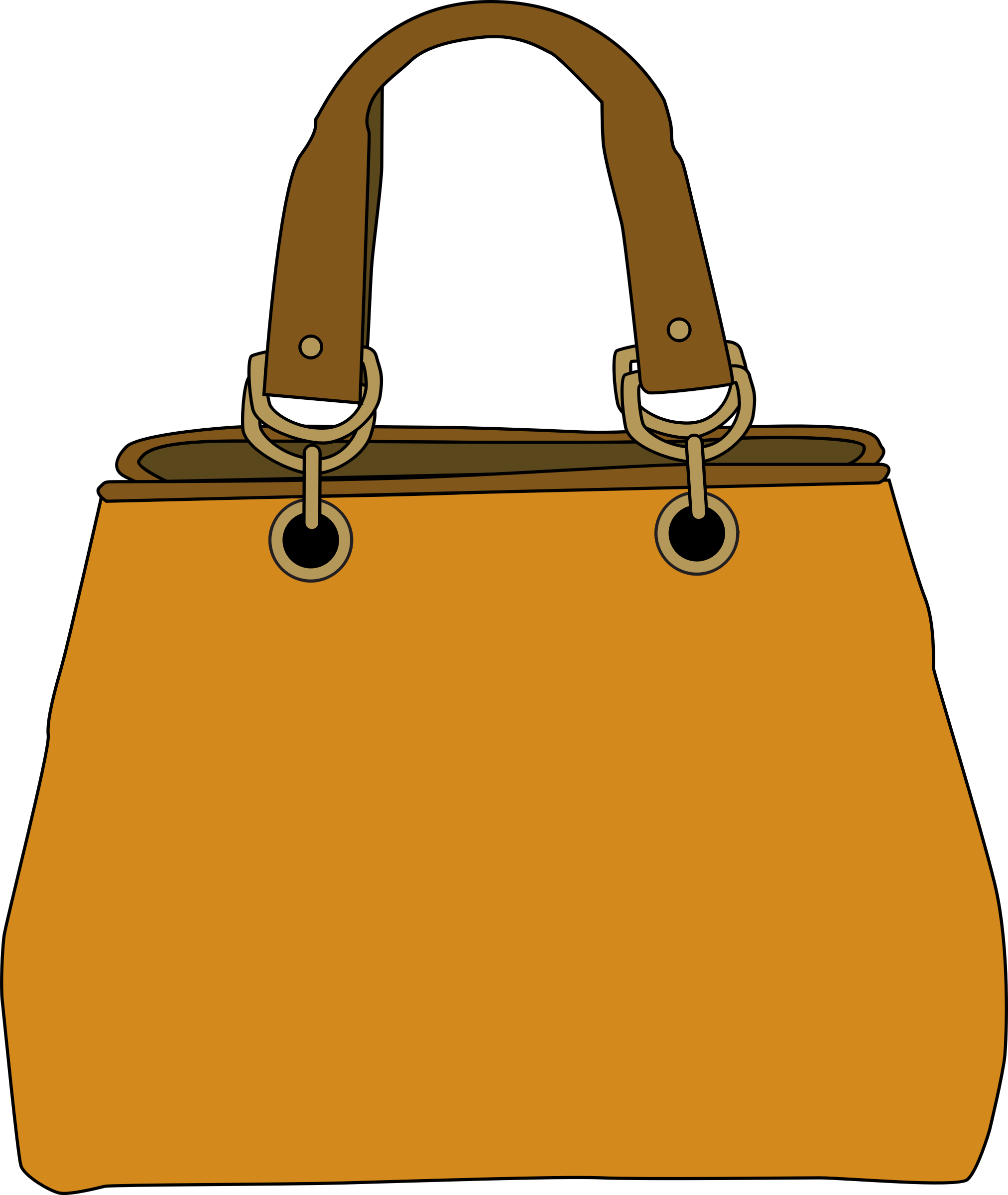 2024x2400 Bag Clipart Tote Bag