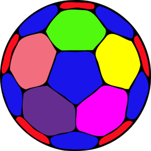 300x300 Color Handball Ball A Free Images