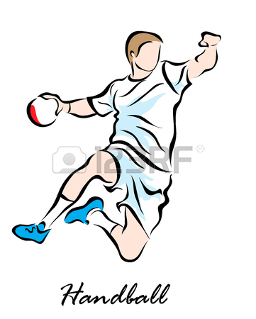 361x450 286 Handball Vector Cliparts, Stock Vector And Royalty Free