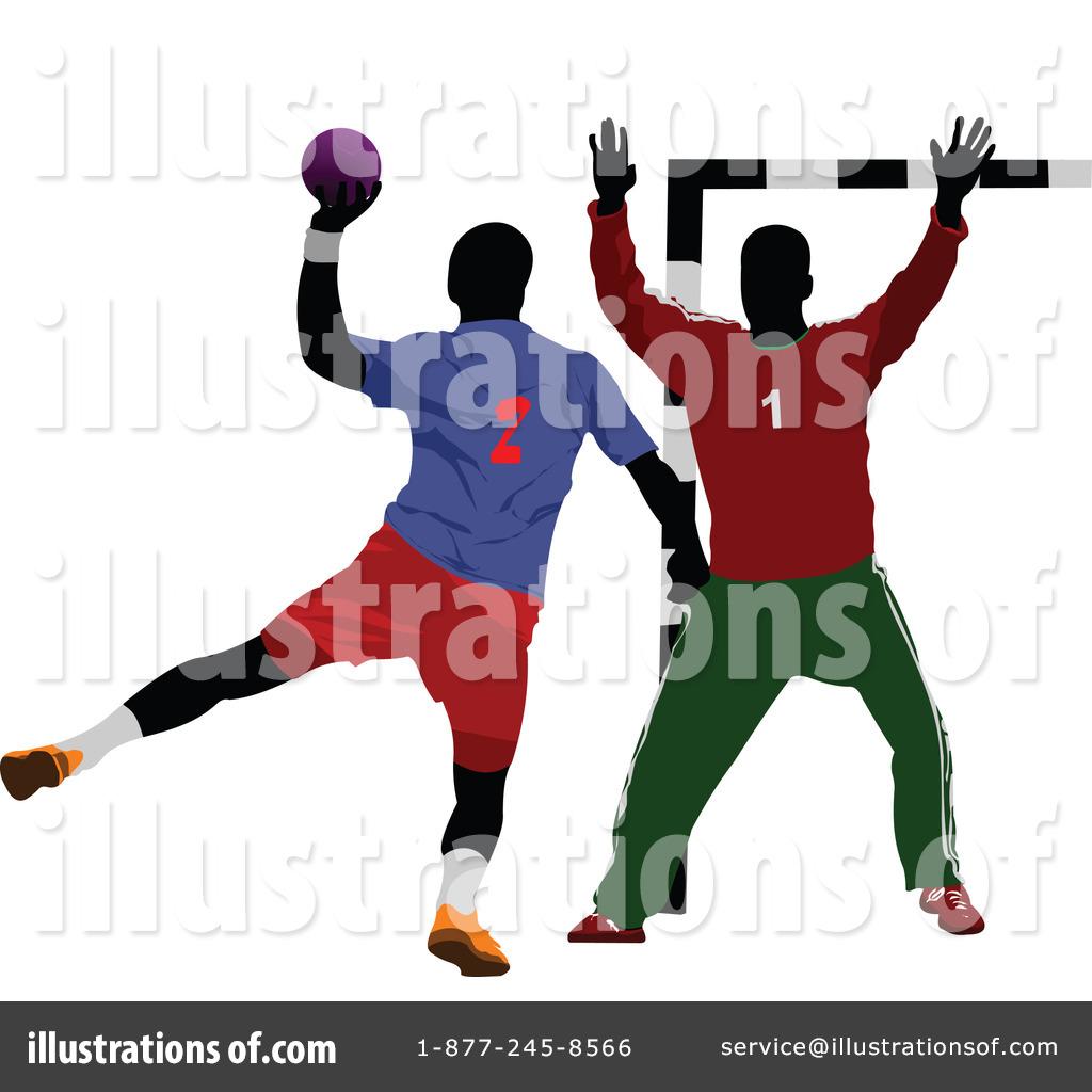 1024x1024 Handball Clipart