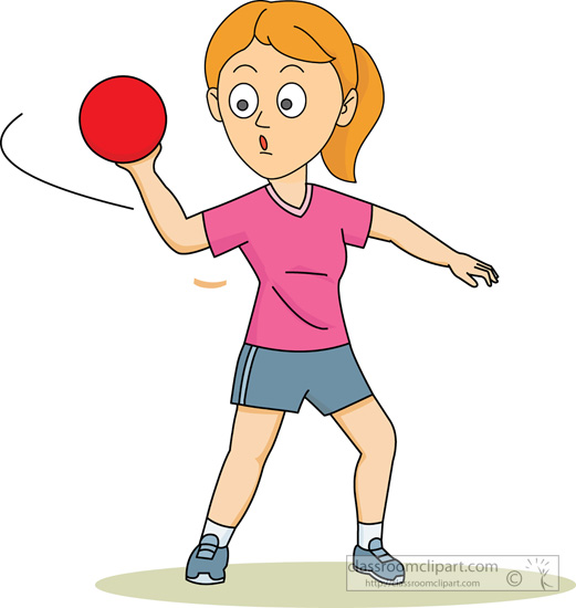 521x550 Throwing clipart