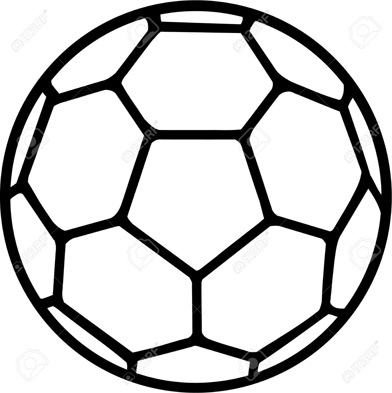 1298x1300 handball ball clipart