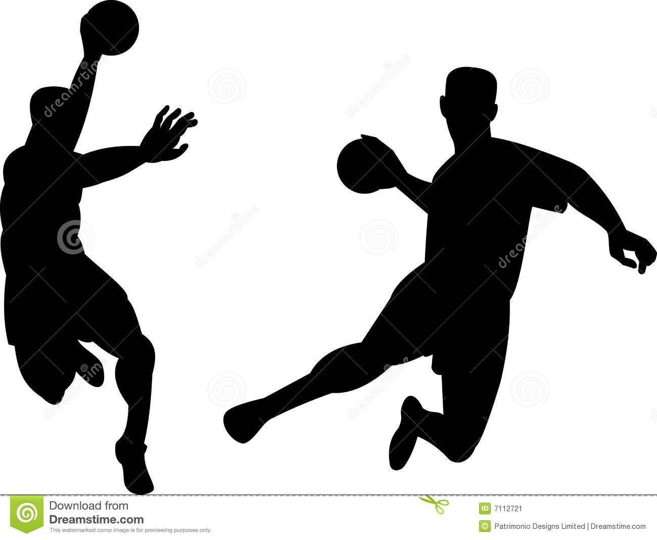 1300x1070 handball clipart