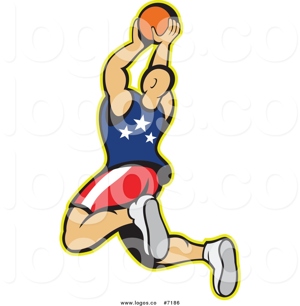 1024x1044 America Clipart Handball
