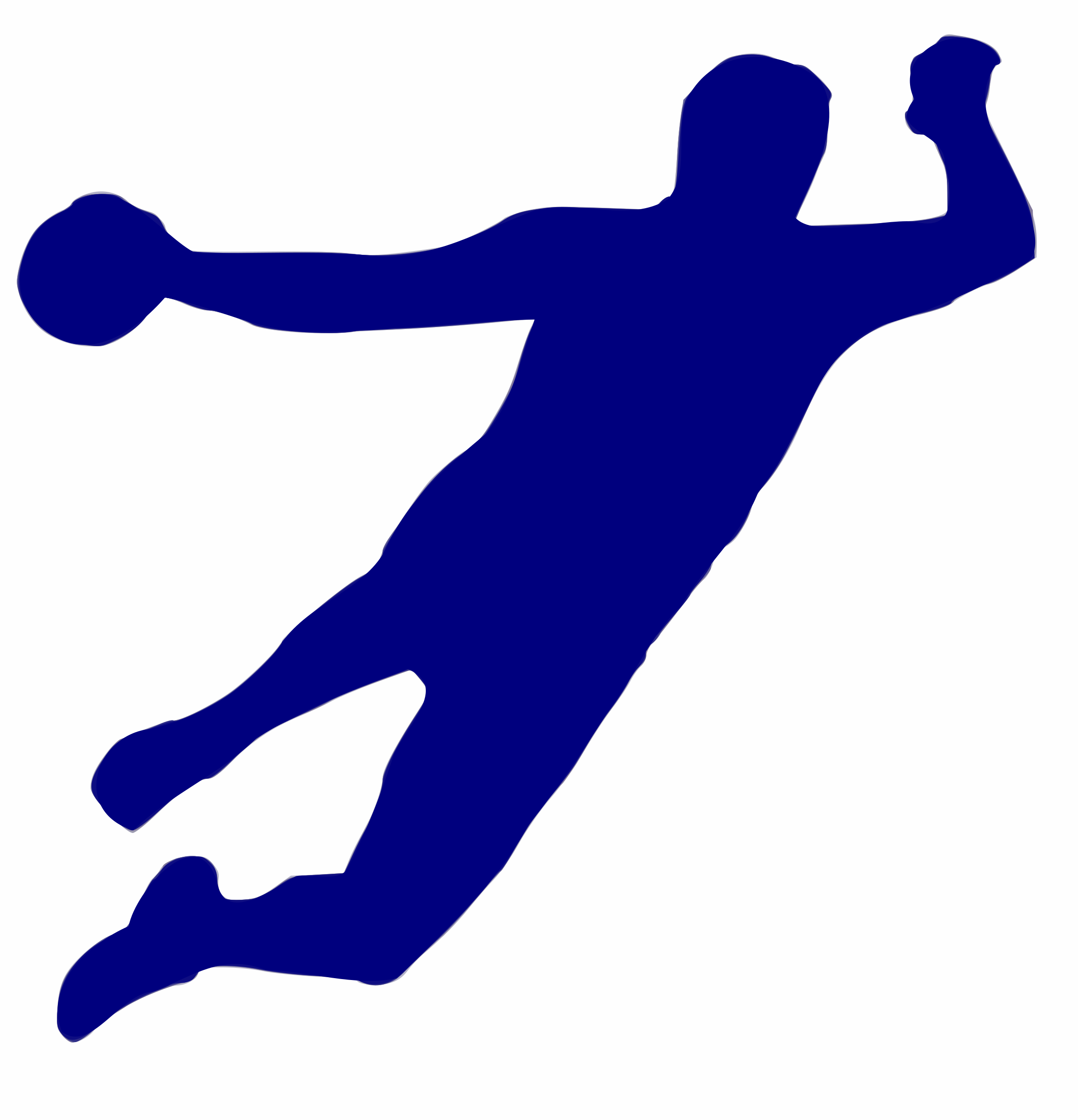 Collection of Handball clipart | Free download best ...