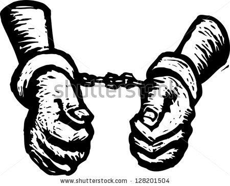450x364 Prison Clipart Handcuffs