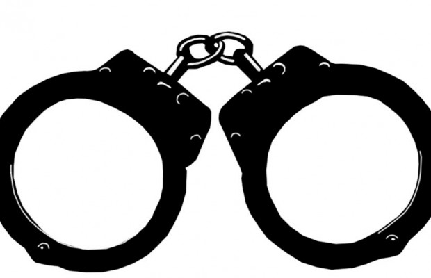 620x400 Clip Art Police Handcuffs Clipart