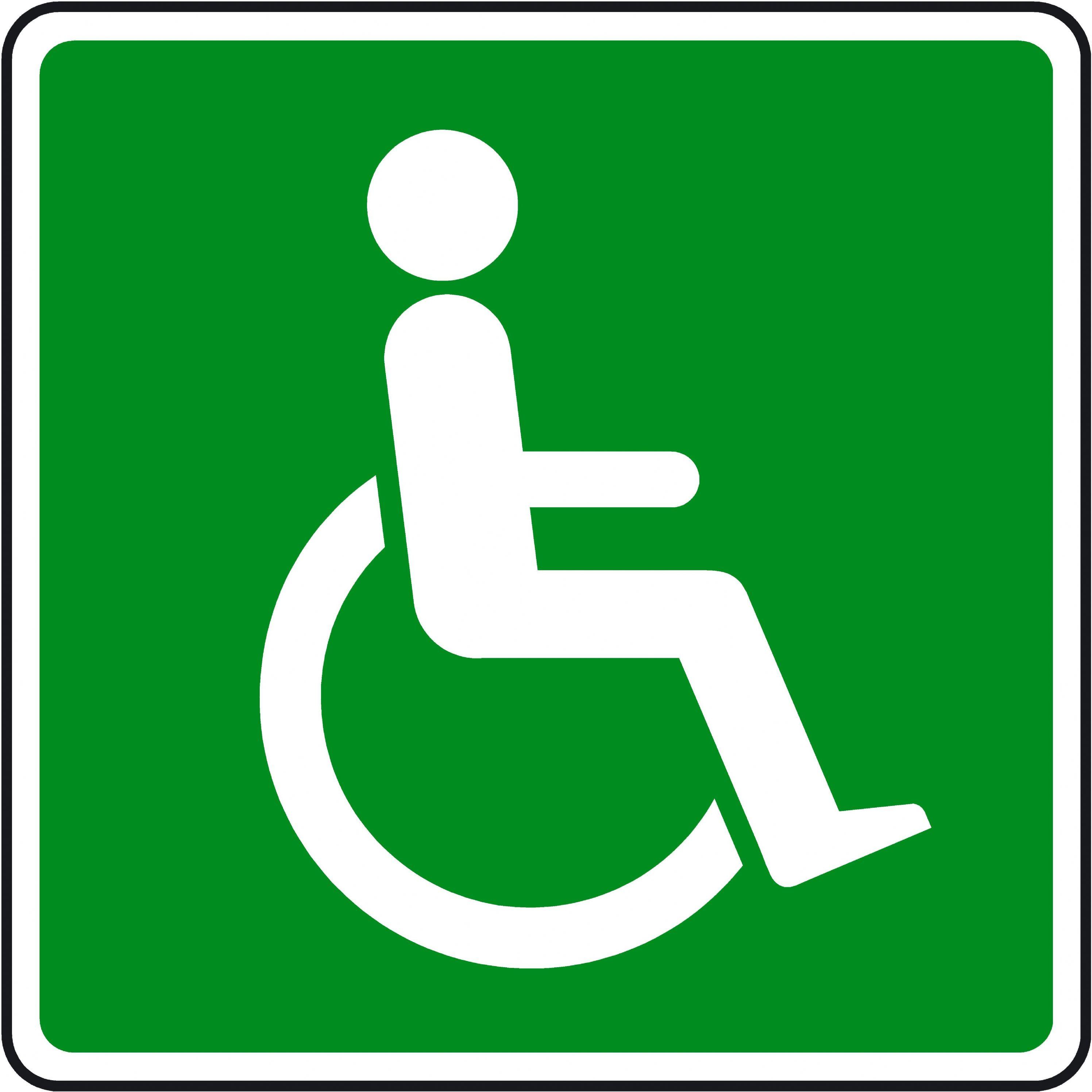 2993x2993 Symbol Clipart Handicap