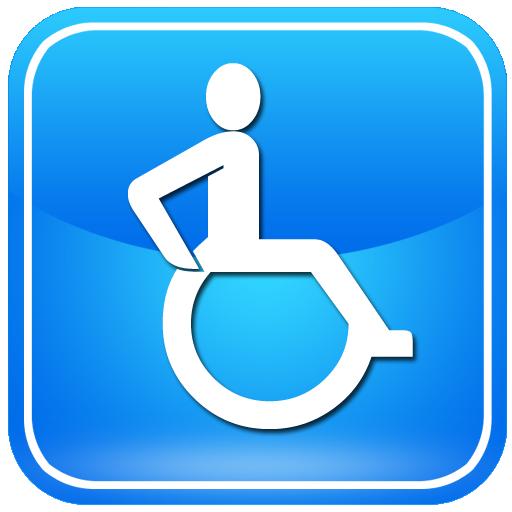 512x512 Symbol Clipart Handicap