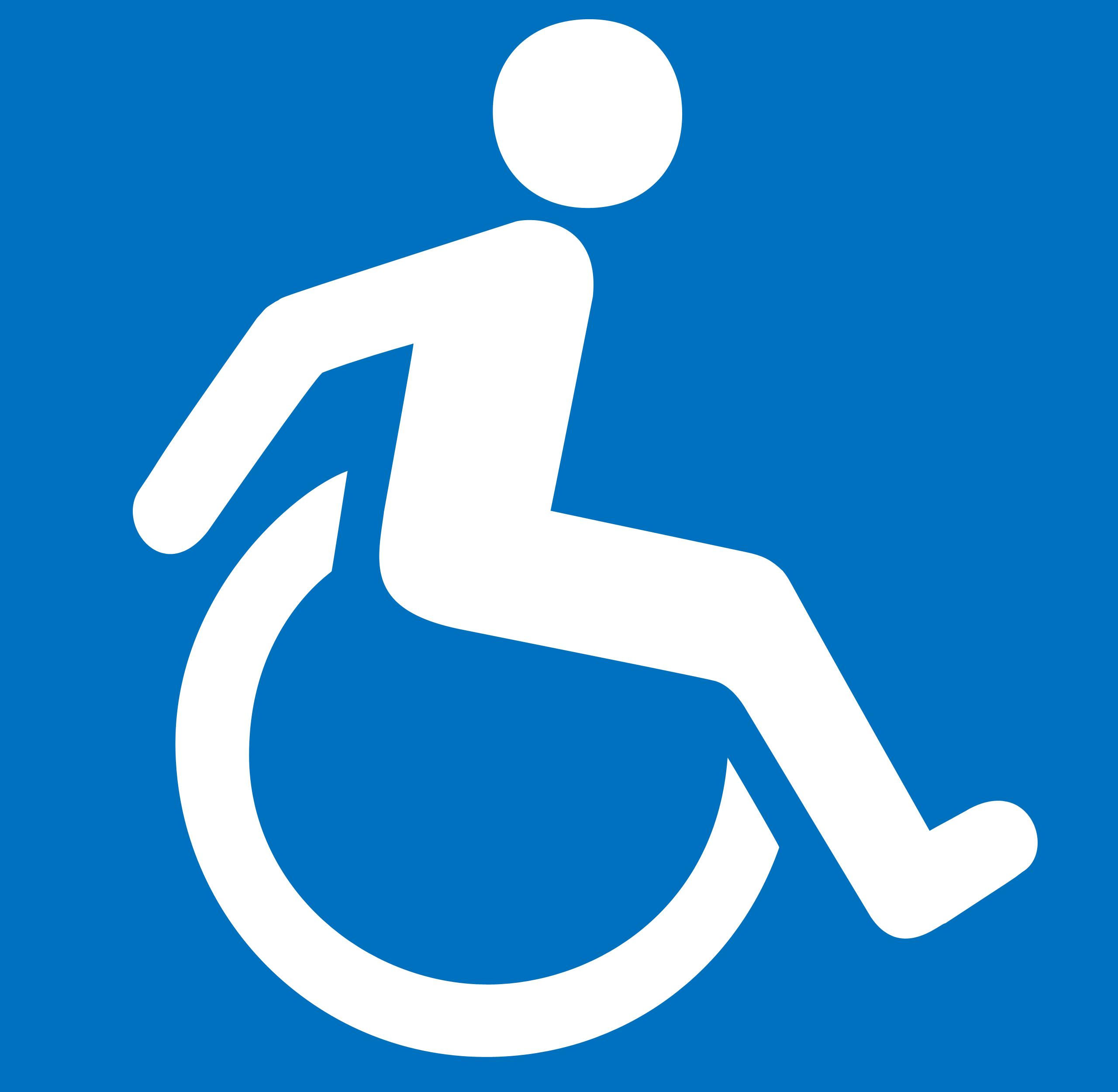 2560x2500 Disabled Logo Clip Art