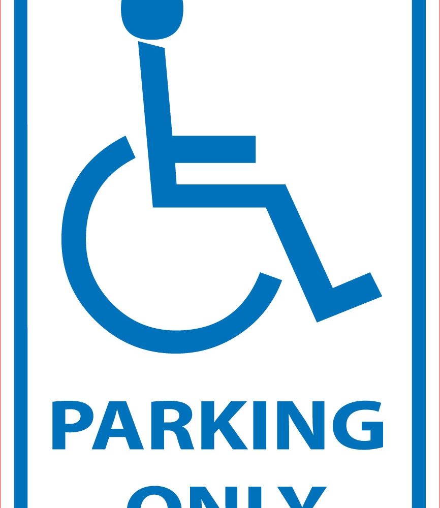 866x1000 Extraordinary Not Everyone Is Laughing At Parking Sign To Soulful