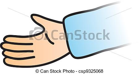 450x240 Hand Out Clipart