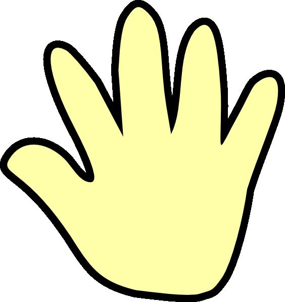 564x597 Hand Clip Art