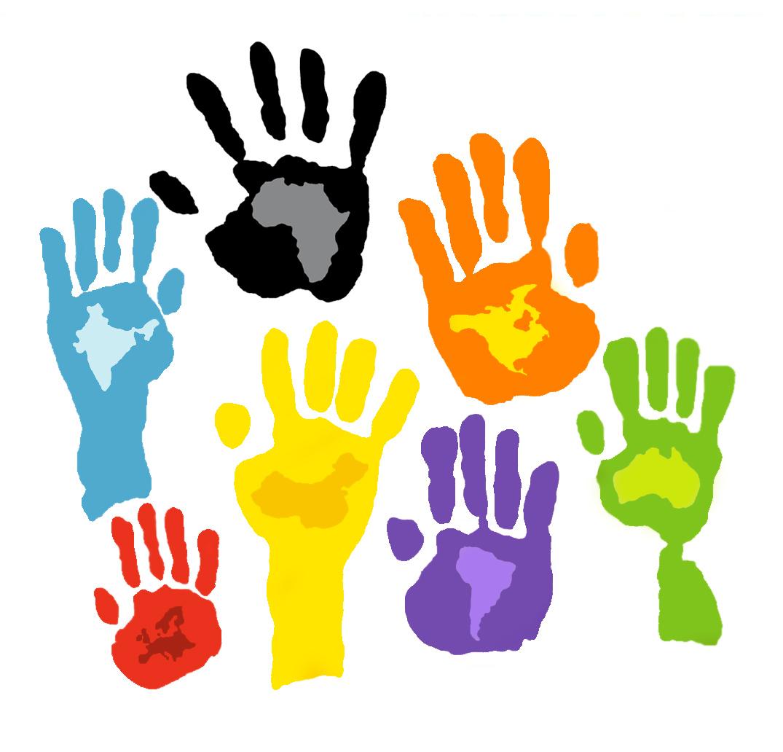 1075x1032 Handprint Clipart Pledge