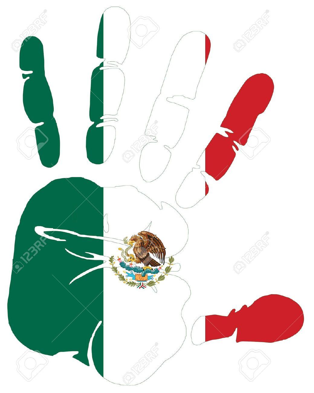 1039x1300 Top 76 Mexican Flag Clip Art