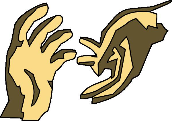 600x425 Handprint Clipart Helpful Hand