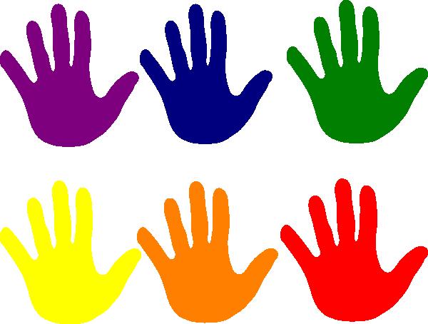 600x454 Helping Hands Clip Art
