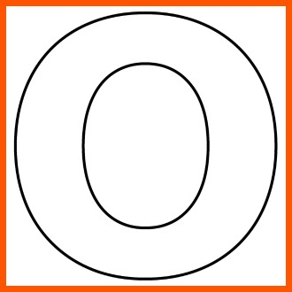 330x330 Alphabet Stencil Clip Art
