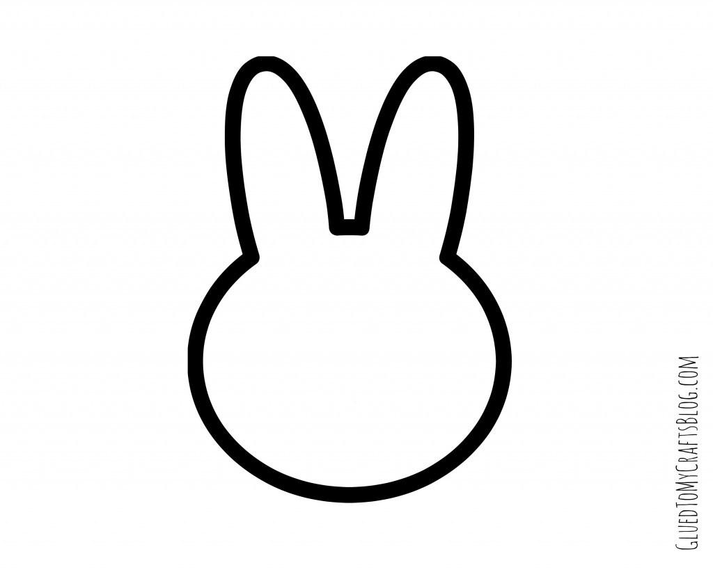 1024x819 Handprint Bunny Keepsakes wfree printable template