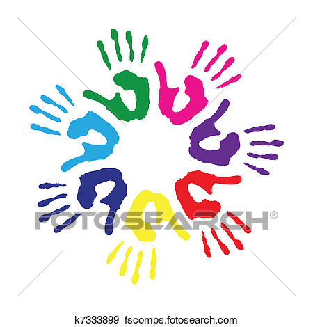 450x470 Graphics For Graphics Of Hand Prints