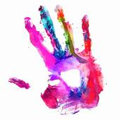 170x170 Handprint Illustrations And Clipart. 721 Handprint Royalty Free