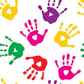 170x170 Handprints Clip Art