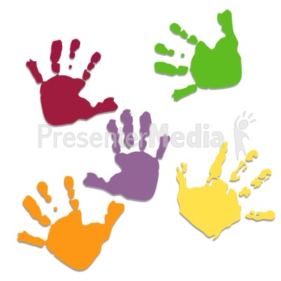 400x400 Colorful Hands Clipart Clipart Panda