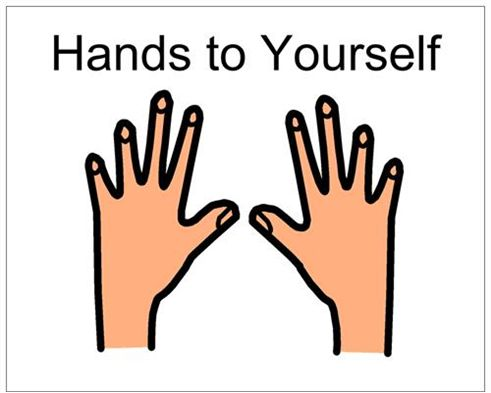 491x393 Clip Art Keep Hands To Self Clipart