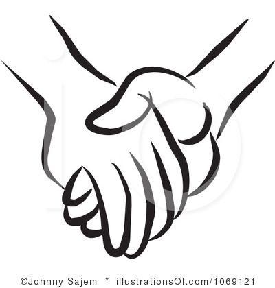 400x420 Holding Hands Clipart Clip Art Of Holding Hands 101 Clip Art