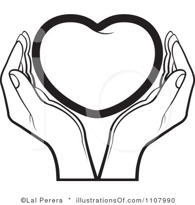 400x420 Pair Clipart Gentle Hand
