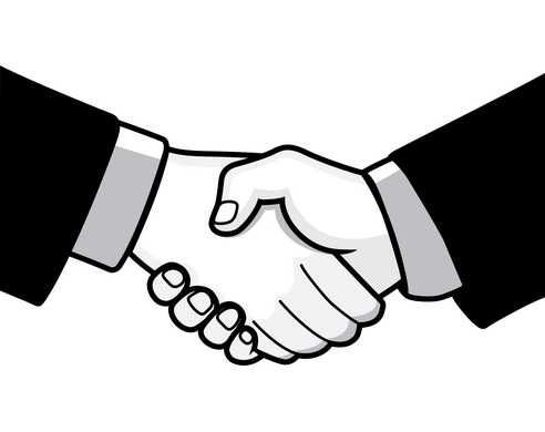 492x390 Hand Shaking Clipart Free Download Clip Art Free Clip Art