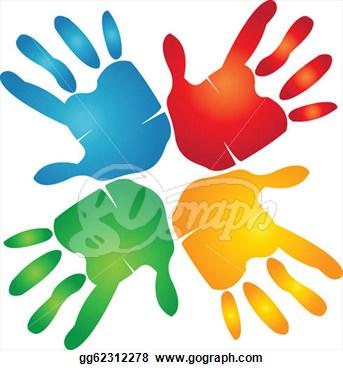 343x370 Hands Clip Art