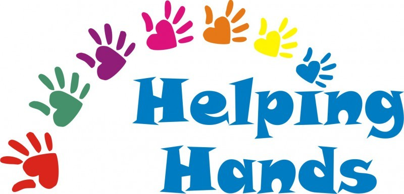 800x385 Graphics For Helping Hands Graphics