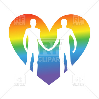 400x400 Gay Love Sign