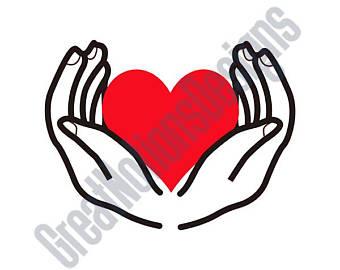 340x270 Hand Holding Heart Etsy