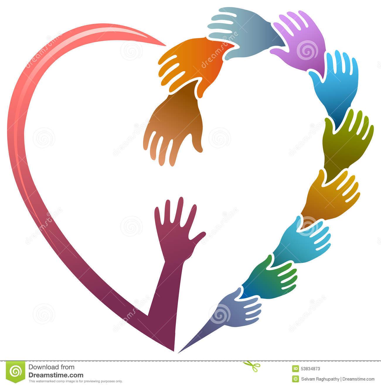 1300x1319 Hands Heart Clipart